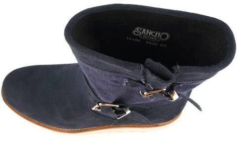 Sancho Boots - Serraje Egeo