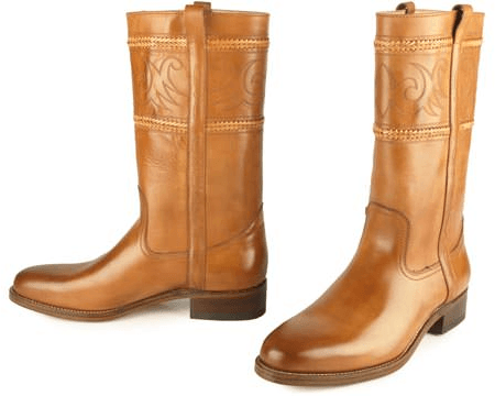 Sancho Boots - Butter Whisky