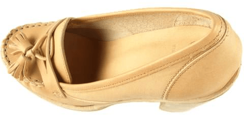 Swedish Hasbeens - Tassel Loafer Sky High