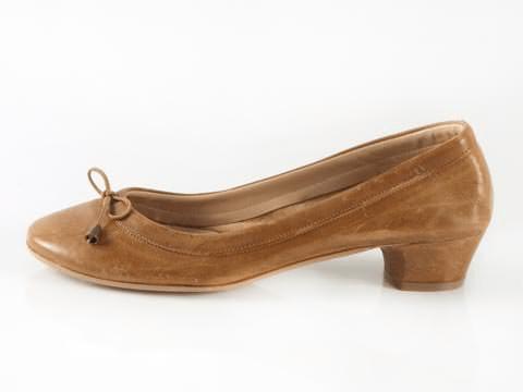 Ilse Jacobsen - Leather Ballerina