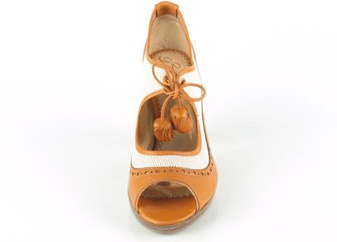 Poetic Licence - Girl About Town 4015-2 Orange B