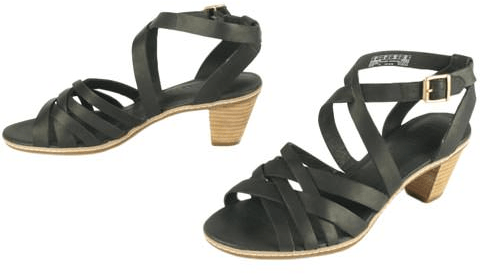 Timberland - Montvale Sandal Woven Ankle Strap