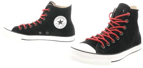 Converse - All Star Suede Hi