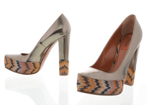 Missoni Rash.Snake Lurex