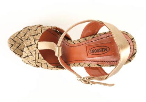 Missoni - Tess.Lurex Basket Pre