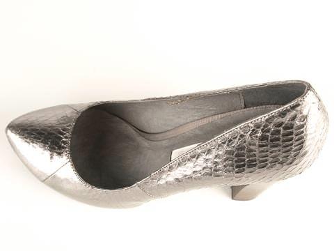 Stylesnob - Kelise Snake Shoe