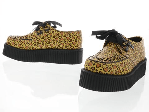 T.U.K. - Mondo sole round toe creeper