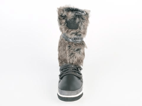 Le Coq Sportif - Vichy Fur Moonboot High