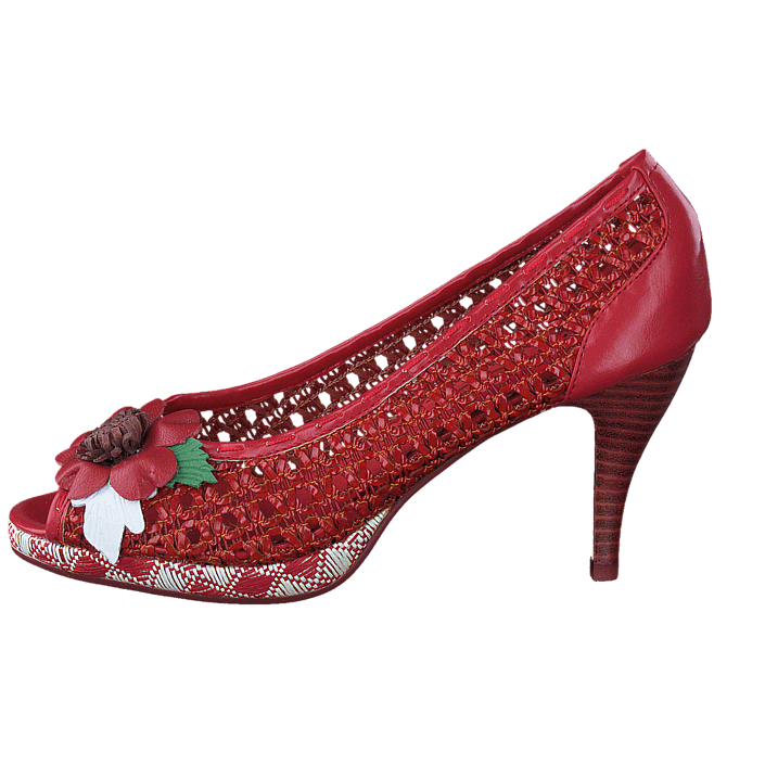 Poetic Licence Prickly Pear, Schuhe, Absatzschuhe, Pumps, Rot, Female, 37