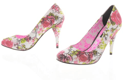 Iron Fist - Creepy rose heel