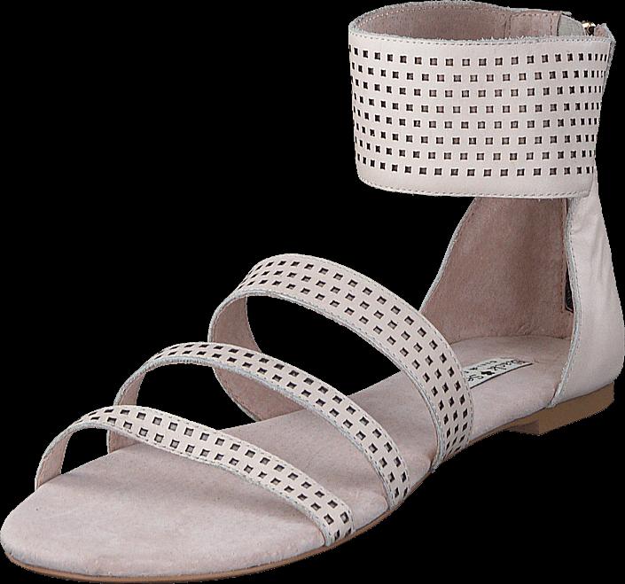 Black Secret - Fleur Flat Shoe