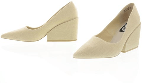 Cheap Monday - Cube Pump Linen