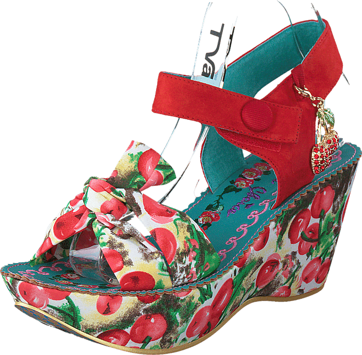 Irregular Choice Strawberry Fields