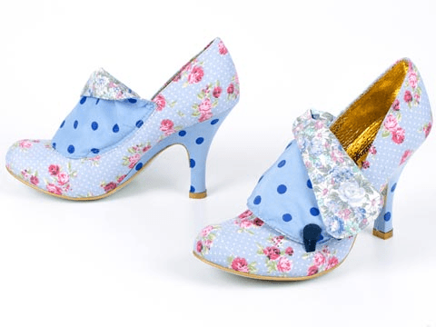 Irregular Choice - Flick Flack