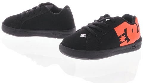 DC Shoes - TOD COURT GR ELAST UL