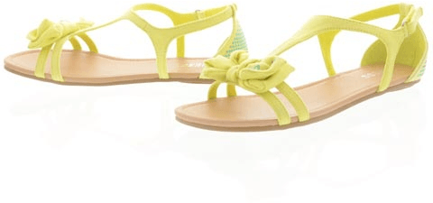 Guess - bow tie sandal