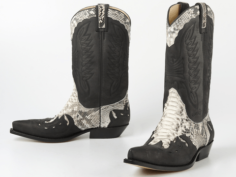 Sancho Boots - black box crazy