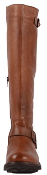 Bianco - Bell Leather Boot