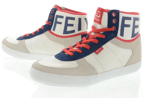 Feiyue - A.S High