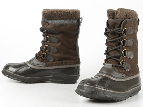 Sorel - 1964 Pac Nylon?