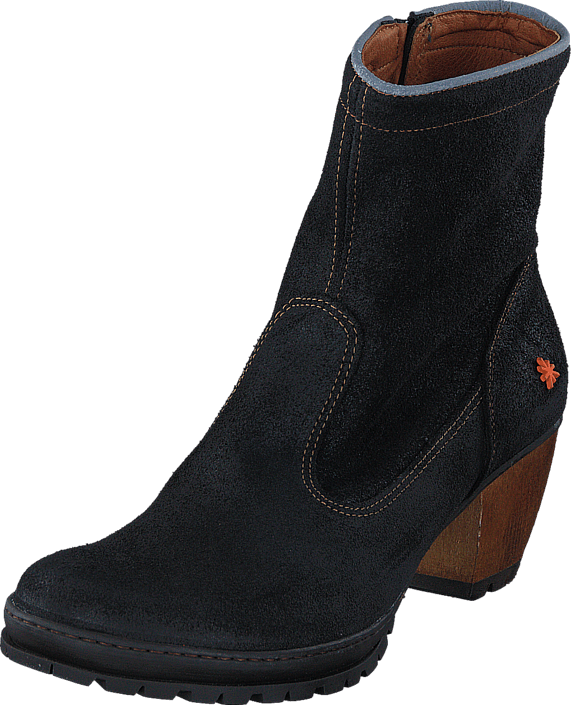 art-oslo-kengaet-saappaat-ja-saapikkaat-nilkkurit-musta-naiset-37
