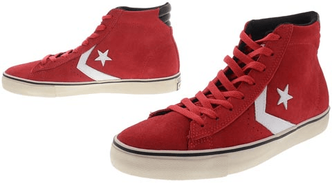 Converse - Pro Leather Vulc-Mid