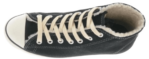Converse - All Star Dainty Suede-Mid
