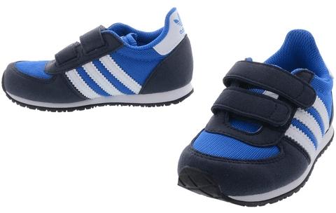 Køb adidas Originals Adistar Racer Cf I Blåa Sko Online