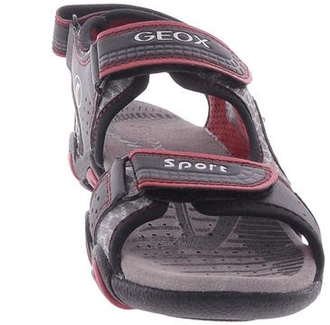 Geox - J S.Strike F - Black-Red