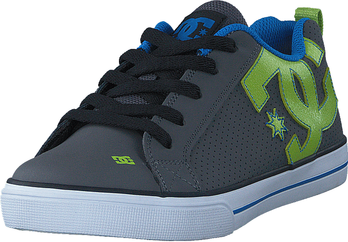DC Shoes - Kids Crt Grfk Vulc Shoe