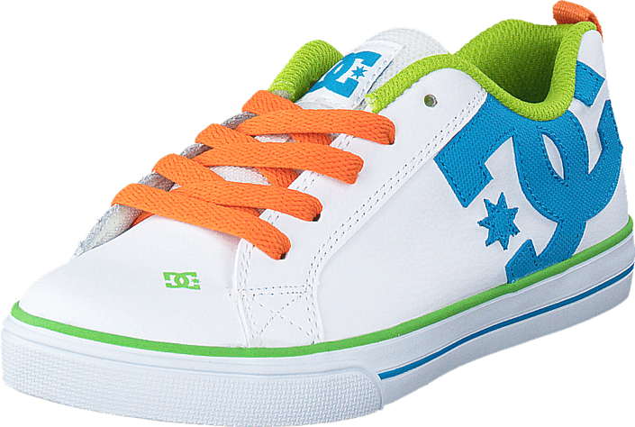 DC Shoes - Dc Kids Crt Grfk Vulc Shoe