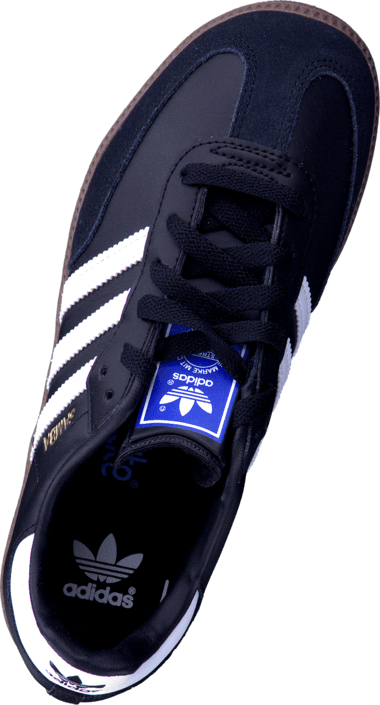 adidas Sport Performance - Samba Cl K Black/White/Gum