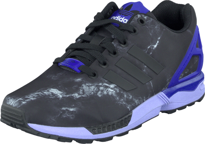 adidas Originals Zx Flux Black/Power Purple/Purple