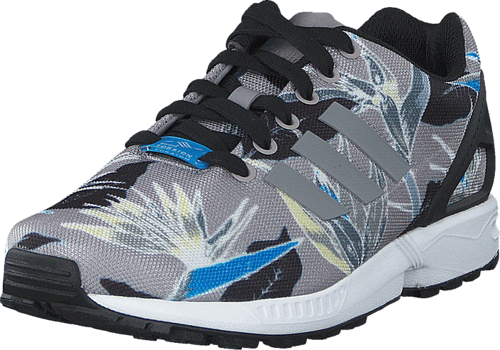 adidas Originals Zx Flux Light Onix/Ftwr White