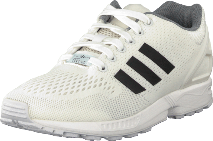 adidas Originals - Zx Flux White/Core Black/Granite