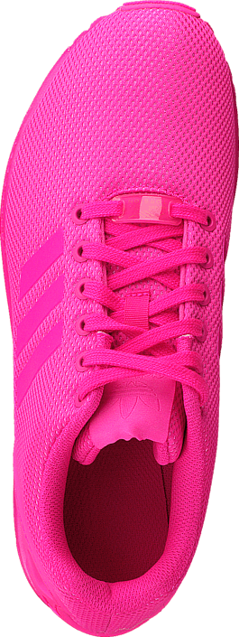 reputable site 90b57 7e67f Zx Flux Shock Pink S16