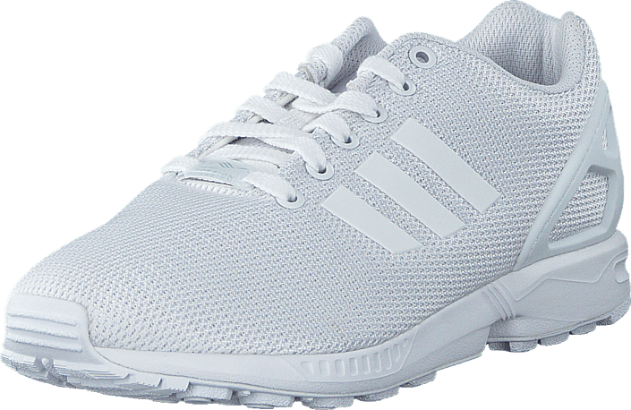 adidas Originals Zx Flux Ftwr White/Clear Grey