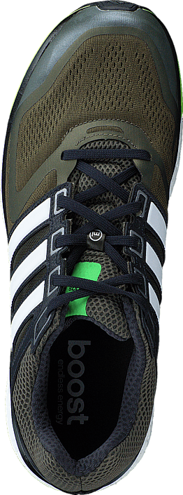 adidas Sport Performance - Supernova Glide 6 M Earth Green/White/Solar Green