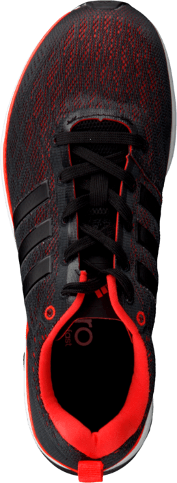 adidas Sport Performance - Adizero Feather 4 M Core Black/Black/Solar Red