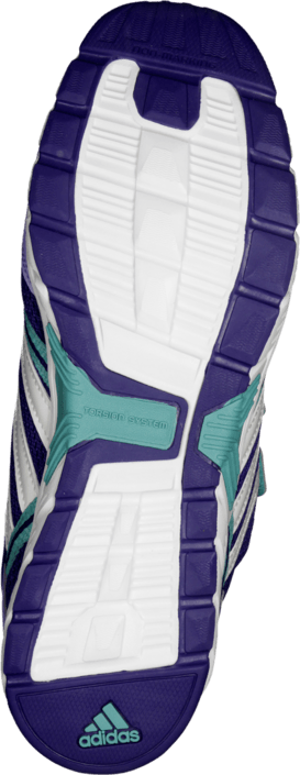 adidas Sport Performance - A-Faito Lt Cf K Amazon Purple/White/Vivid Mint