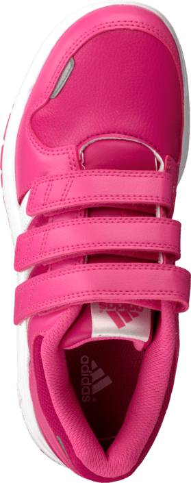 adidas Sport Performance - Lk Trainer 6 Cf K Bold Pink/White/Solar Pink