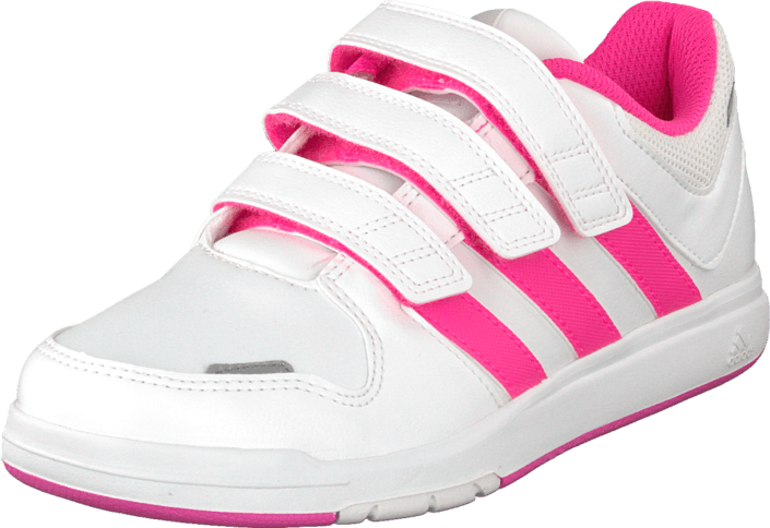 adidas Sport Performance - Lk Trainer 6 Cf K White/Solar Pink/Light Pink