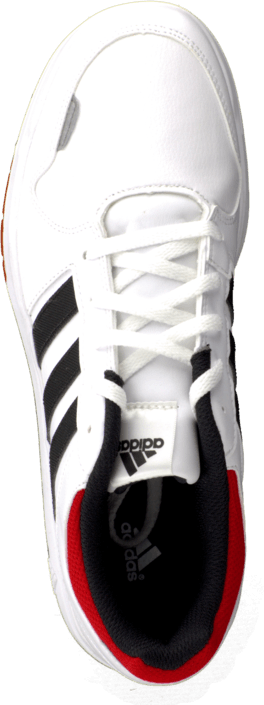 adidas Sport Performance Lk Trainer 6 K Ftwr White/Core Black/Scarlet