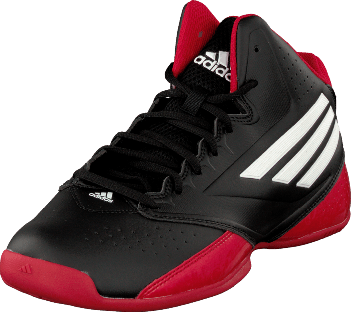 adidas Sport Performance - 3 Series 2014 Core Black/Ftwr White/Scarlet