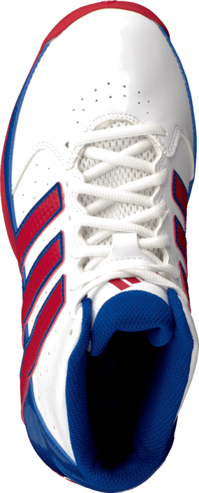 adidas Sport Performance - Rise Up 2 Nba K White/Scarlet/Collegiate Royal