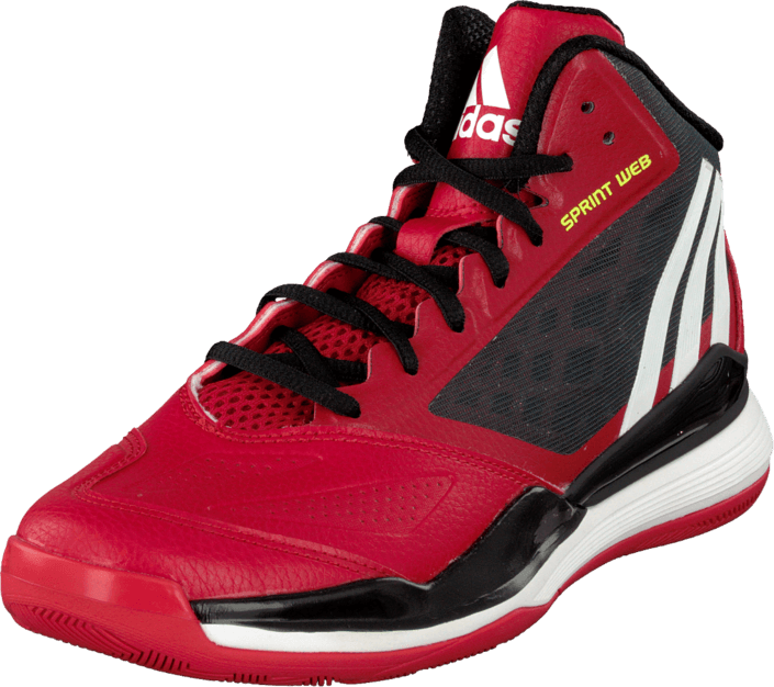 adidas Sport Performance - Crazy Ghost 2 Scarlet/Ftwr White/Core Black