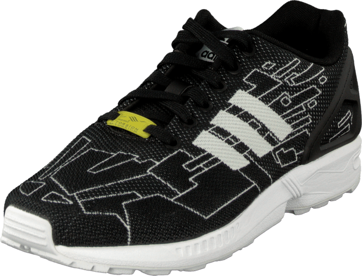 adidas Originals - Zx Flux Weave Core Black/Ftwr White/Onix