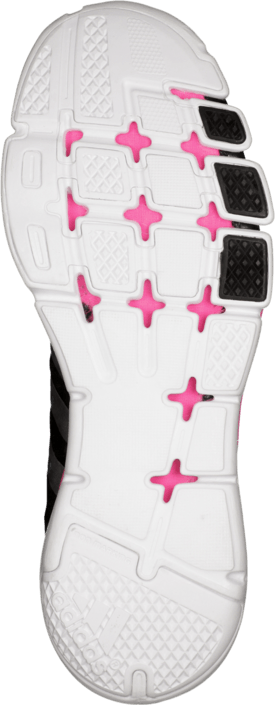 adidas Sport Performance - A.T. 360 Control Black/Tech Grey/Solar Pink