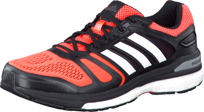 adidas Sport Performance - Supernova Sequence 7 M Infrared/Running White/Black