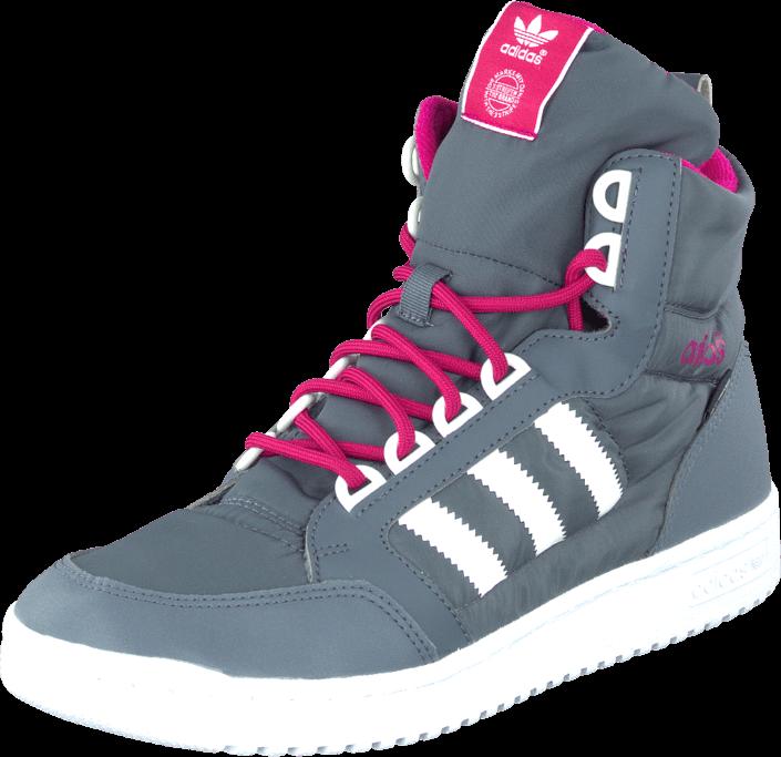 adidas Sport Performance - Pro Play Primaloft Onix/Ftwr White/Bold Pink